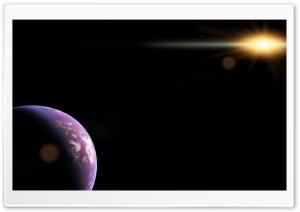 1080p Pink Planet Name Needed HD Wide Wallpaper for 4K UHD Widescreen desktop & smartphone