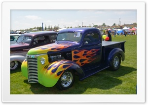 1939 Chevy Pick-Up Ultra HD Wallpaper for 4K UHD Widescreen desktop, tablet & smartphone
