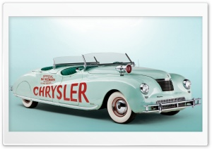 1941 Chrysler Newport HD Wide Wallpaper for Widescreen