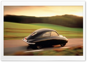 1947 Saab UrSaab HD Wide Wallpaper for Widescreen