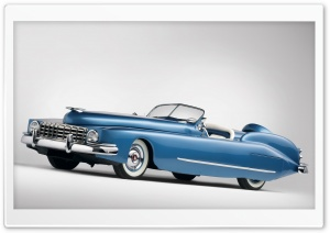 1950 Mercury Bob HD Wide Wallpaper for Widescreen