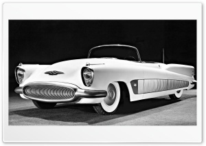 1951 Buick XP 300 Concept HD Wide Wallpaper for Widescreen