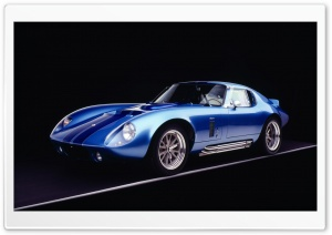 1965 Shelby Cobra Daytona Coupe Replica HD Wide Wallpaper for Widescreen