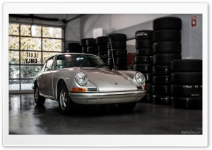 1967 Porsche 912 Coupe HD Wide Wallpaper for Widescreen