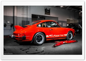 1973 Porsche Carrera RS HD Wide Wallpaper for Widescreen