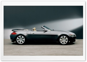 1999 BMW Z9 Cabriolet Side HD Wide Wallpaper for 4K UHD Widescreen desktop & smartphone
