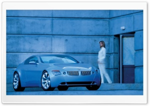 1999 BMW Z9 Gran Turismo Car HD Wide Wallpaper for Widescreen