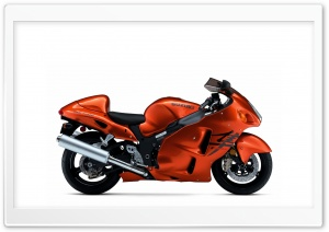 2001 Suzuki Hayabusa GSX 1300 R HD Wide Wallpaper for 4K UHD Widescreen desktop & smartphone