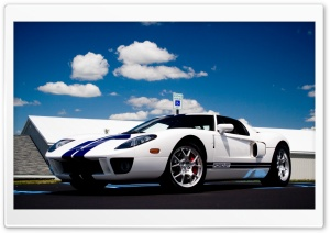 2005 FORD GT Ultra HD Wallpaper for 4K UHD Widescreen desktop, tablet & smartphone