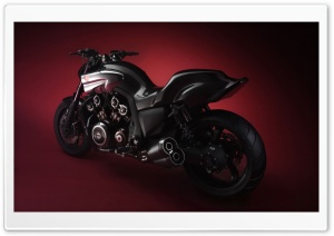 2005 Yamaha V Max Concept HD Wide Wallpaper for Widescreen