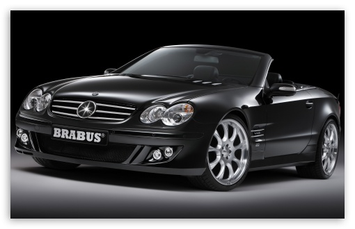 2006 BRABUS SV12 S Biturbo Roadster Mercedes Benz SL Class Silver Wheels Front Angle Top Down HD wallpaper for Wide 16:10 5:3 Widescreen WHXGA WQXGA WUXGA WXGA WGA ; HD 16:9 High Definition WQHD QWXGA 1080p 900p 720p QHD nHD ; Standard 4:3 3:2 Fullscreen UXGA XGA SVGA DVGA HVGA HQVGA devices ( Apple PowerBook G4 iPhone 4 3G 3GS iPod Touch ) ; iPad 1/2/Mini ; Mobile 4:3 5:3 3:2 16:9 - UXGA XGA SVGA WGA DVGA HVGA HQVGA devices ( Apple PowerBook G4 iPhone 4 3G 3GS iPod Touch ) WQHD QWXGA 1080p 900p 720p QHD nHD ;