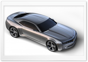 2006 Chevrolet Camaro Concept SA Top HD Wide Wallpaper for Widescreen