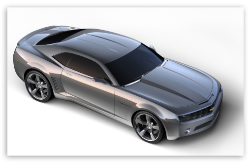 2006 Chevrolet Camaro Concept SA Top HD wallpaper for Standard 4:3 5:4 ...