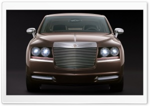 2006 Chrysler Imperial Concept F HD Wide Wallpaper for Widescreen