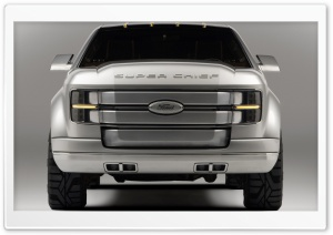 2006 Ford F 250 Super Chief Concept HD Wide Wallpaper for Widescreen