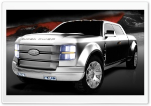 2006 Ford F 250 Super Chief Concept 3 HD Wide Wallpaper for Widescreen