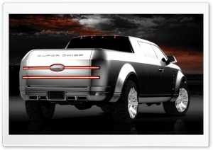 2006 Ford F 250 Super Chief Concept 5 HD Wide Wallpaper for Widescreen