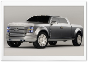 2006 Ford F 250 Super Chief Concept 8 HD Wide Wallpaper for Widescreen