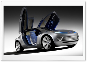 2006 Ford Reflex Concept 6 HD Wide Wallpaper for Widescreen