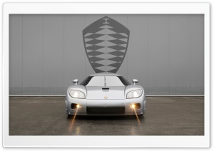 2006 Koenigsegg CCX HD Wide Wallpaper for Widescreen