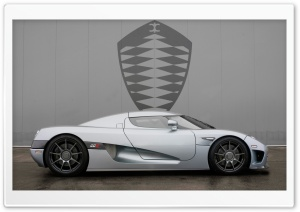 2006 Koenigsegg CCX Side HD Wide Wallpaper for Widescreen