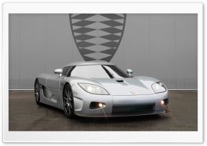 2006 Koenigsegg CCX Sport Car HD Wide Wallpaper for Widescreen