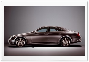 2006 Mercedes Benz CLS 55 AMG IWC Ingenieur S HD Wide Wallpaper for Widescreen