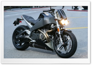 2007 Buell Lightning XB12SCG Motorcycle 1 HD Wide Wallpaper for Widescreen