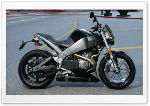 2007 Buell Lightning XB12SCG Motorcycle 3 HD Wide Wallpaper for Widescreen