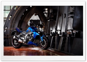 2007 Yamaha FZ1 HD Wide Wallpaper for 4K UHD Widescreen desktop & smartphone
