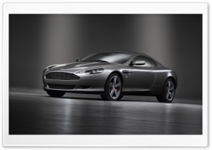 2008 Aston Martin DB9 HD Wide Wallpaper for 4K UHD Widescreen desktop & smartphone