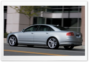 2008 Audi S8 2 HD Wide Wallpaper for Widescreen