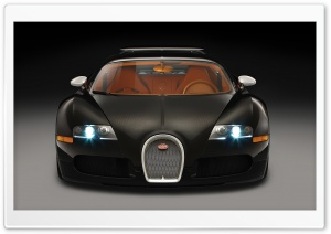 2008 Bugatti Veyron Sang Noir V3 Ultra HD Wallpaper for 4K UHD Widescreen desktop, tablet & smartphone