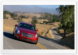 2008 Cadillac CTS 12 HD Wide Wallpaper for Widescreen