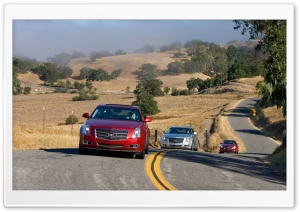 2008 Cadillac CTS 13 HD Wide Wallpaper for Widescreen