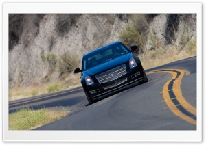 2008 Cadillac CTS 15 HD Wide Wallpaper for Widescreen