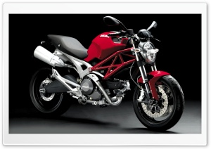 2008 Ducati Monster 696 7 HD Wide Wallpaper for Widescreen