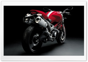 2008 Ducati Monster 696 8 HD Wide Wallpaper for 4K UHD Widescreen desktop & smartphone