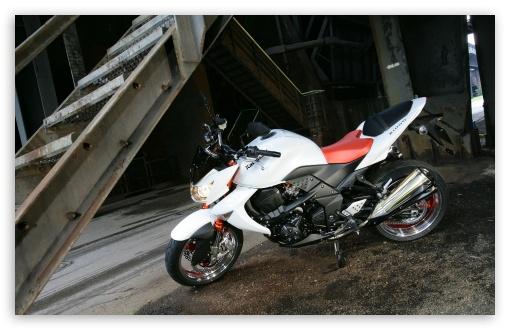 2008 Kawasaki Z1000 1 4K HD Desktop Wallpaper For 4K Ultra