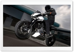 2008 KTM 690 Duke HD Wide Wallpaper for Widescreen