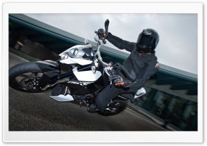 2008 KTM 690 Duke 1 HD Wide Wallpaper for Widescreen