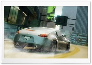 2009 Nissan 370Z HD Wide Wallpaper for Widescreen