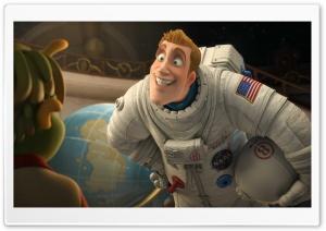 2009 Planet 51 HD Wide Wallpaper for Widescreen