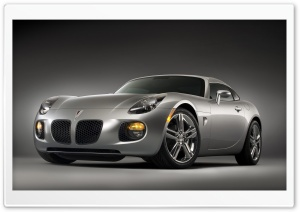 2009 Pontiac Solstice Coupe HD Wide Wallpaper for Widescreen