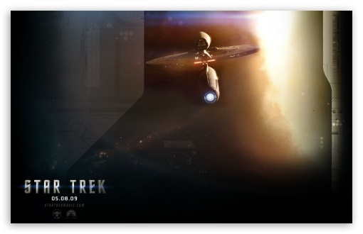 2009 Star Trek Movie HD wallpaper for Wide 16:10 5:3 Widescreen WHXGA WQXGA WUXGA WXGA WGA ; HD 16:9 High Definition WQHD QWXGA 1080p 900p 720p QHD nHD ; Standard 3:2 Fullscreen DVGA HVGA HQVGA devices ( Apple PowerBook G4 iPhone 4 3G 3GS iPod Touch ) ; Mobile 5:3 3:2 16:9 - WGA DVGA HVGA HQVGA devices ( Apple PowerBook G4 iPhone 4 3G 3GS iPod Touch ) WQHD QWXGA 1080p 900p 720p QHD nHD ;