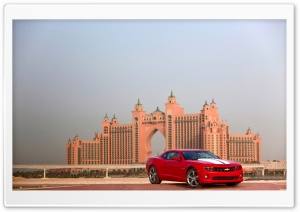 2010 Chevrolet Camaro In Middle East HD Wide Wallpaper for 4K UHD Widescreen desktop & smartphone