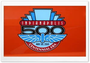 2010 Chevrolet Camaro Indianapolis 500 Pace Car   Logo HD Wide Wallpaper for Widescreen