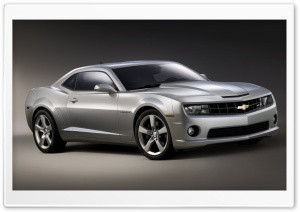 2010 Chevrolet Camaro SS HD Wide Wallpaper for Widescreen