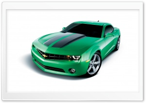 2010 Chevrolet Camaro Synergy Special Edition HD Wide Wallpaper for Widescreen