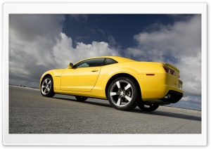 2010 Chevy Camaro SS HD Wide Wallpaper for Widescreen
